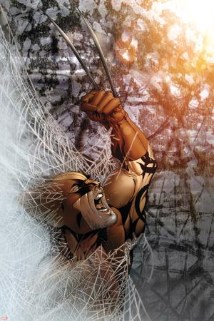 Dark Wolverine No.83 Cover: Wolverine Posters by Salvador Larroca