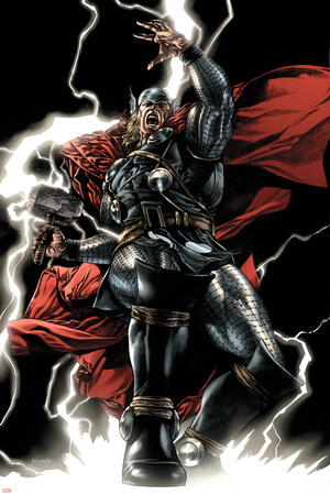 Thor No.607 Cover: Thor Photo by Mico Suayan