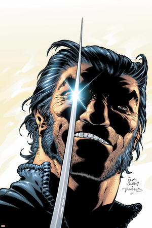 New X-Men No.115 Cover: Wolverine Posters by Frank Quitely