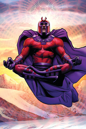 Uncanny X-Men No.521 Cover: Magneto Posters by Greg Land
