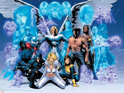X-Men: Phoenix - Endsong No.5 Group: Wolverine Print by Greg Land