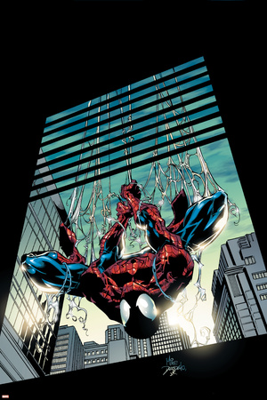 Amazing Spider-Man No.514 Cover: Spider-Man Prints by Mike Deodato