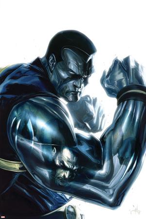 Ultimate X-Men No.96 Cover: Colossus Prints