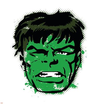 Marvel Comics Retro: The Incredible Hulk Posters