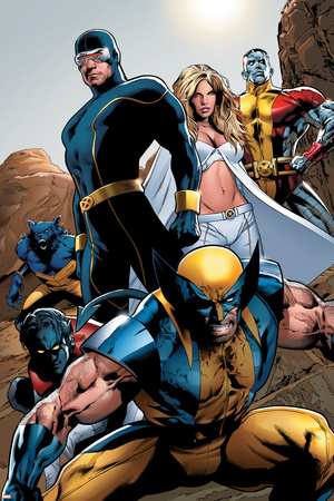 X-Men: Pixies And Demons Directors Cut Group: Wolverine Prints by Greg Land