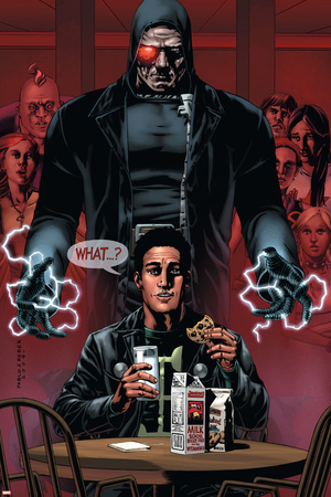 X-Factor No.21 Cover: Madrox Posters by Pablo Raimondi