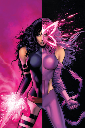 Uncanny X-Men No.509 Cover: Psylocke Prints by Greg Land