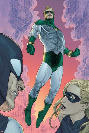 Secret Avengers No.26: Captain Marvel Posters by Renato Guedes