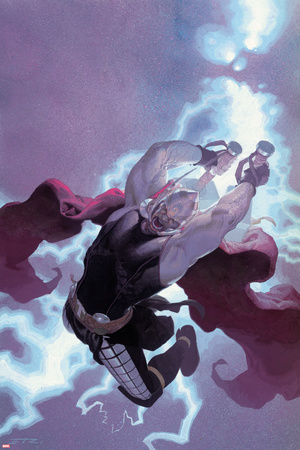 Thor: God of Thunder 11 Cover: Thor Posters by Esad Ribic