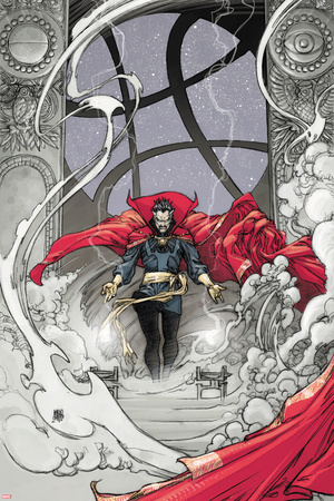 Doctor Strange: From the Marvel Vault No.1 Cover: Dr. Strange Póster