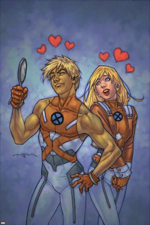 New X-Men No.7 Cover: Elixir Posters