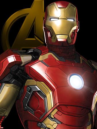The Avengers: Age of Ultron - Iron Man Plakát