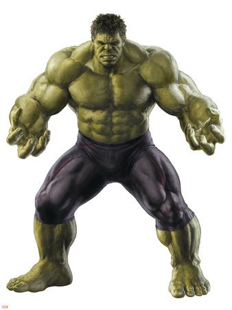 The Avengers: Age of Ultron - Hulk Prints