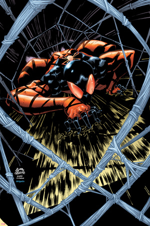 Scarlet Spider 16 Cover: Scarlet Spider Posters by Ryan Stegman