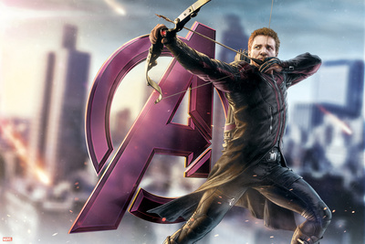 The Avengers: Age of Ultron - Hawkeye Posters