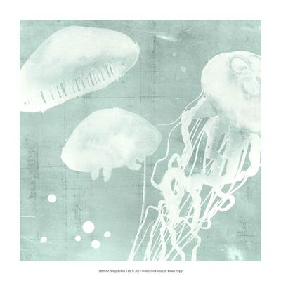 Spa Jellyfish VIII Giclee Print by Grace Popp