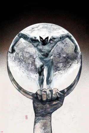 Moon Knight No.12 Cover: Moon Knight Prints by Alex Maleev