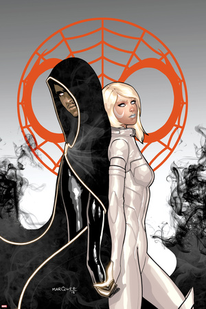 Ultimate Comics Spider-Man 24 Cover: Cloak, Dagger Posters by David Marquez