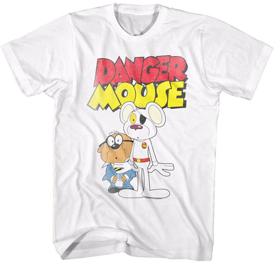 Danger Mouse- Shock Shirts