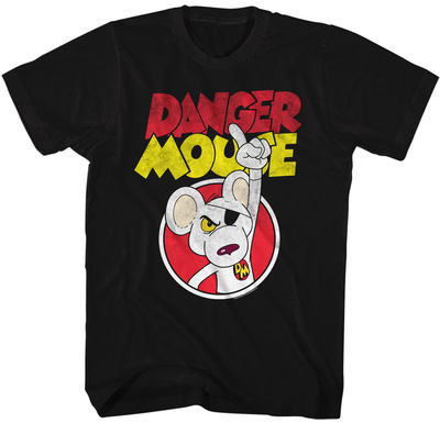 Danger Mouse- To Action T-Shirt