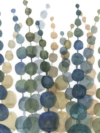 Pompom Botanical II Poster by Megan Meagher