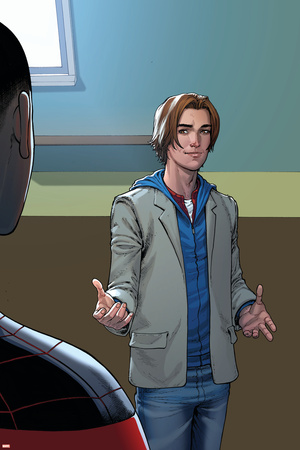 Miles Morales: Ultimate Spider-Man 1 Featuring Peter Parker Prints by David Marquez
