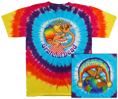 Grateful Dead- Ice Cream Cone Kid Shirts