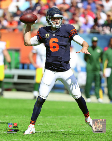 Jay Cutler 2015 Action Photo