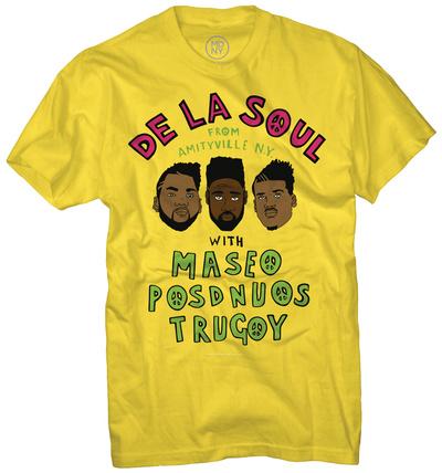 De La Soul- From Amityville N.Y. T-shirts