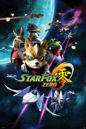 Star Fox Zero- Ready For Action Prints