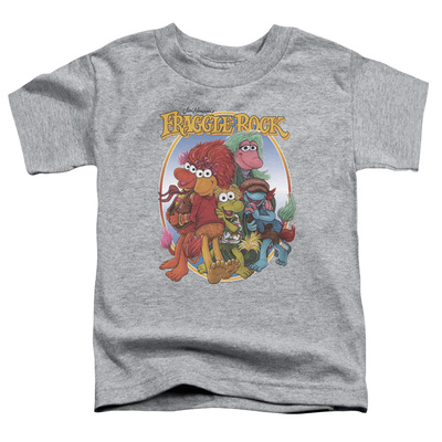 Toddler: Fraggle Rock- Group Hug T-shirts