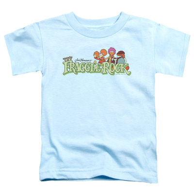 Toddler: Fraggle Rock- Leaf Logo T-shirts