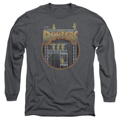 Long Sleeve: Fraggle Rock- Doozers Construction T-shirts