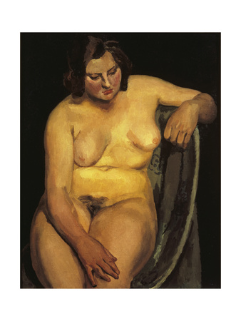 Nude Giclee Print by Vanessa Bell