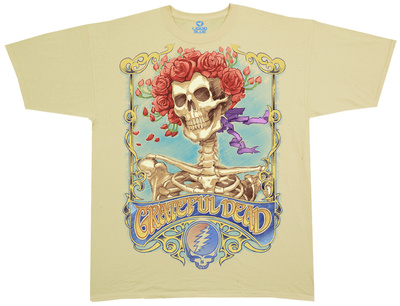 Grateful Dead- Framed Big Bertha T-shirts