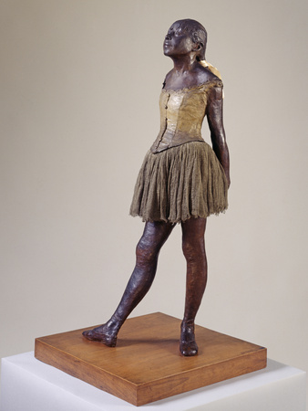 Little Dancer Aged Fourteen Photographic Print by Edgar Degas