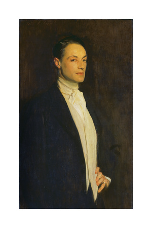 Sir Philip Sassoon Giclee Print by John Singer Sargent