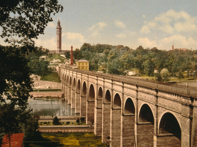 High Bridge, New York City Photo