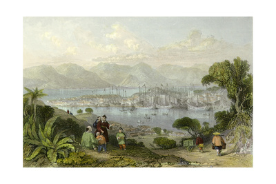 Amoy from Ko Long Soo Posters by Thomas Allom