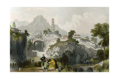 Imperial Travelling Palace Posters by Thomas Allom
