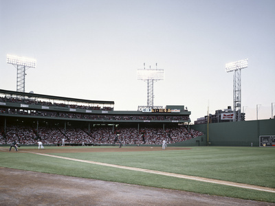 Fenway Park Photo by Carol Highsmith
