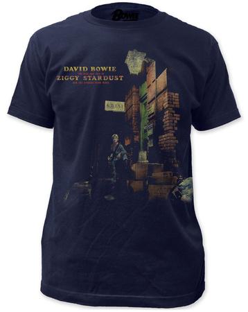 David Bowie- Rise & Fall of Ziggy Stardust Shirt