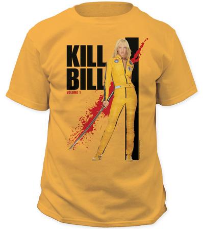 Kill Bill- Poster Shirt