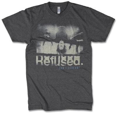 Refused- Can I Scream T-shirts