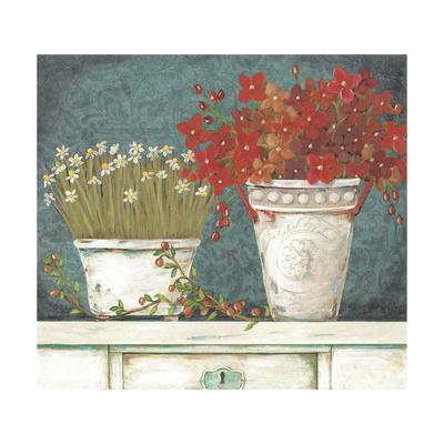Floral Still-Life Prints by Jo Moulton