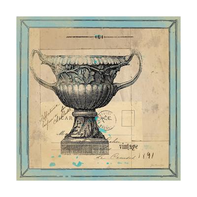 Vintage Urn Posters by Jo Moulton