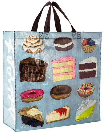 Sweet Treats shopping tote bag