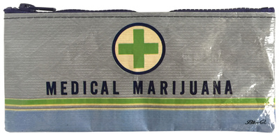 Medical Marijuana Pencil Case Pencil Case