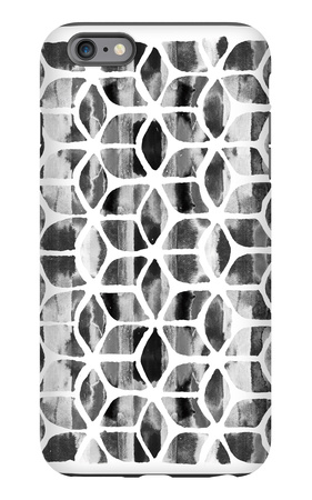Global Influence 2 B&W iPhone 6 Plus Case by Bella Dos Santos