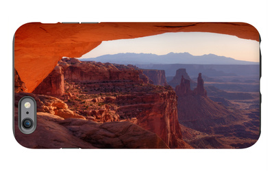 Morning at Mesa Arch, Canyonlands iPhone 6s Plus Case by Vincent James